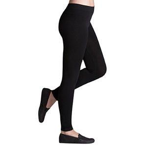 Banyan fitness black tights leggings spandex plus